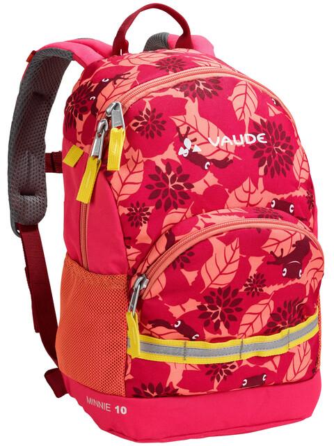 VAUDE Minnie 10 Backpack Kids rosebay